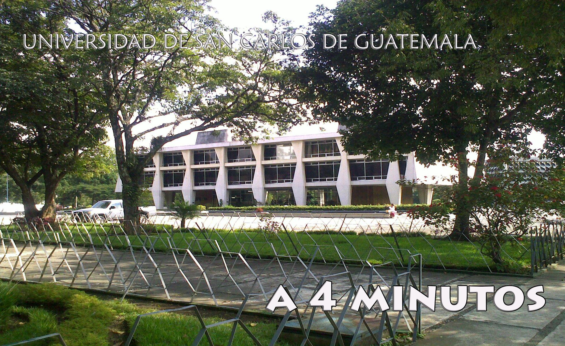 Universidad De San Carlos De Guatemala Usac Genesis Urbana
